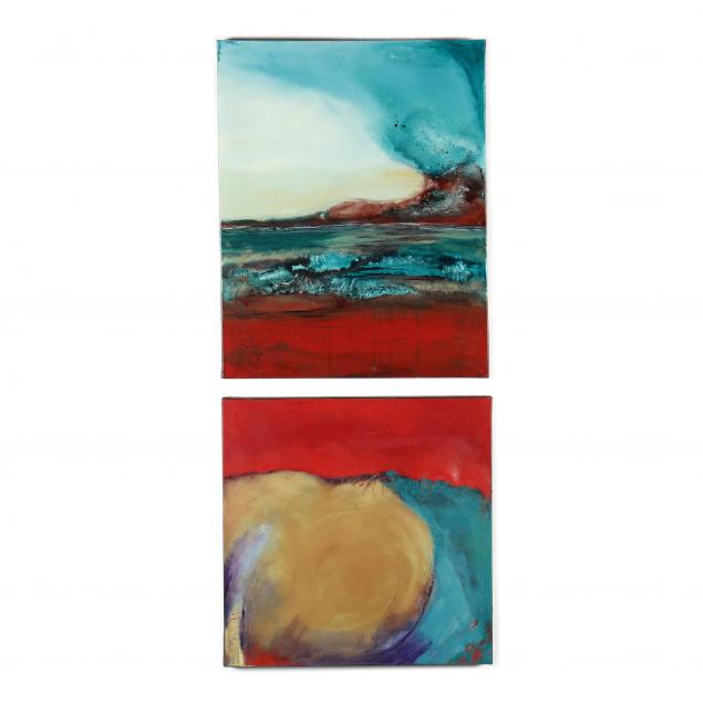 nancy-tuttle-may-nc-two-paintings