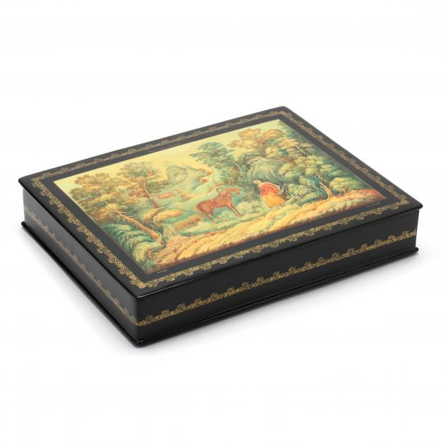 contemporary-russian-lacquered-box