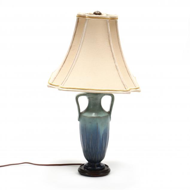 van-briggle-art-pottery-table-lamp