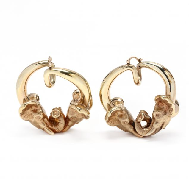 pair-of-14kt-gold-elephant-earrings-carla