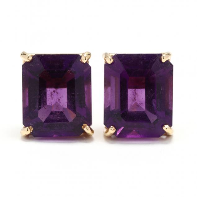 14kt-gold-and-amethyst-earrings