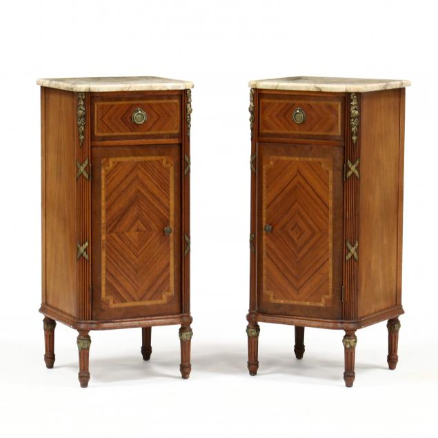 pair-of-louis-xvi-style-marble-top-cabinets