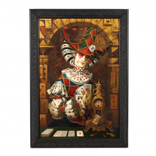 marina-konovalova-bare-russia-nc-deck-of-cards-rummy-house-of-cards