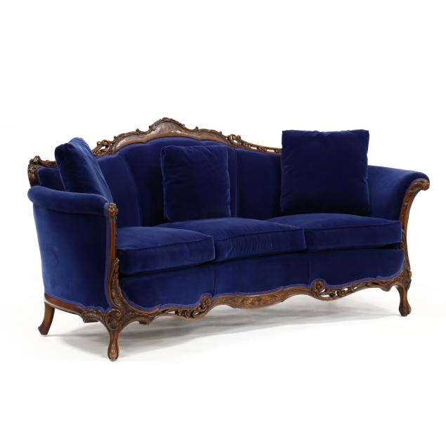 vintage-french-style-carved-and-inlaid-sofa