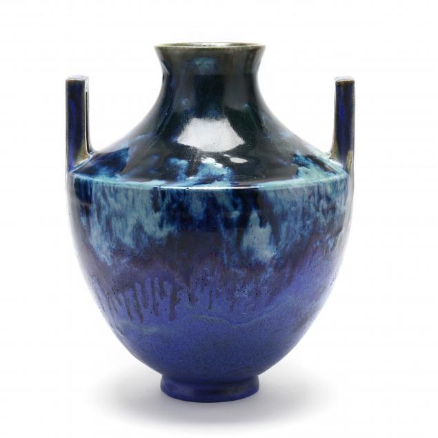 fulper-art-deco-pottery-vase