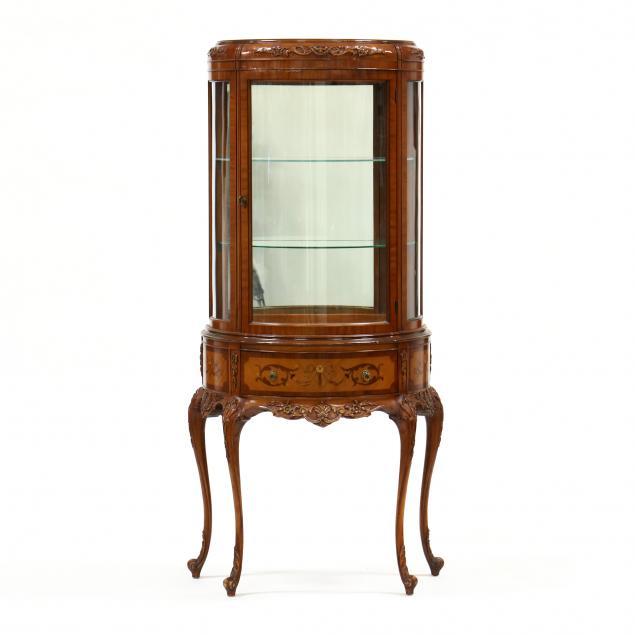 vintage-french-style-inlaid-vitrine