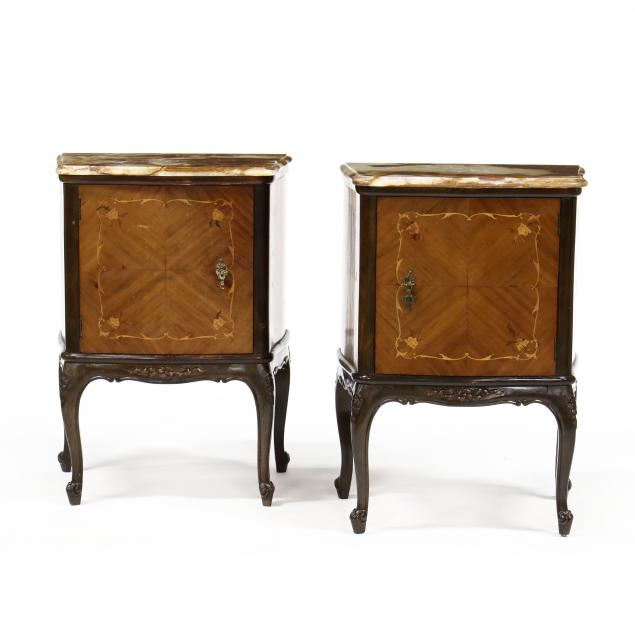 pair-of-french-inlaid-and-stone-top-side-cabinets