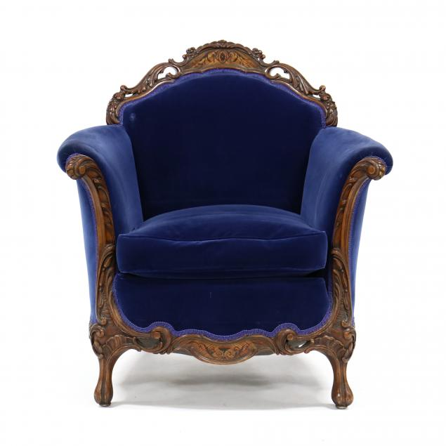 french-style-carved-and-inlaid-club-chair