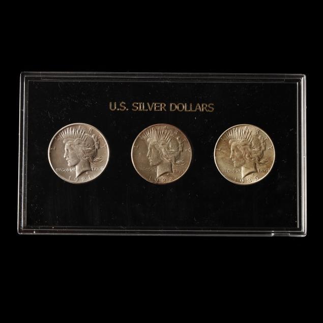 set-of-three-peace-dollars
