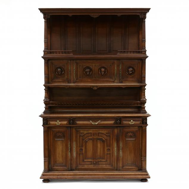 continental-carved-walnut-court-cupboard