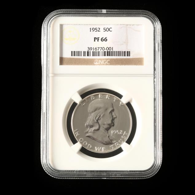 1952-franklin-half-dollar-ngc-pf66