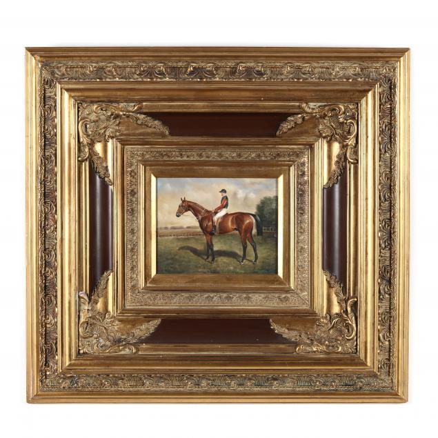 contemporary-portrait-of-a-jockey