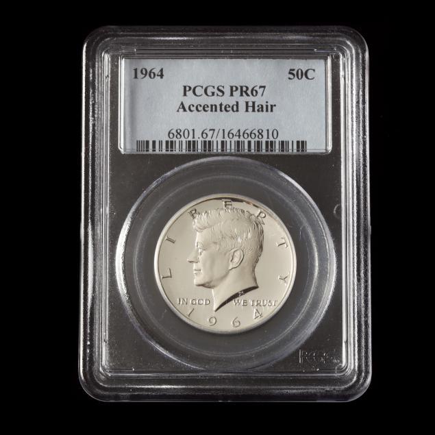 1964-kennedy-half-dollar-pcgs-pr67-accented-hair
