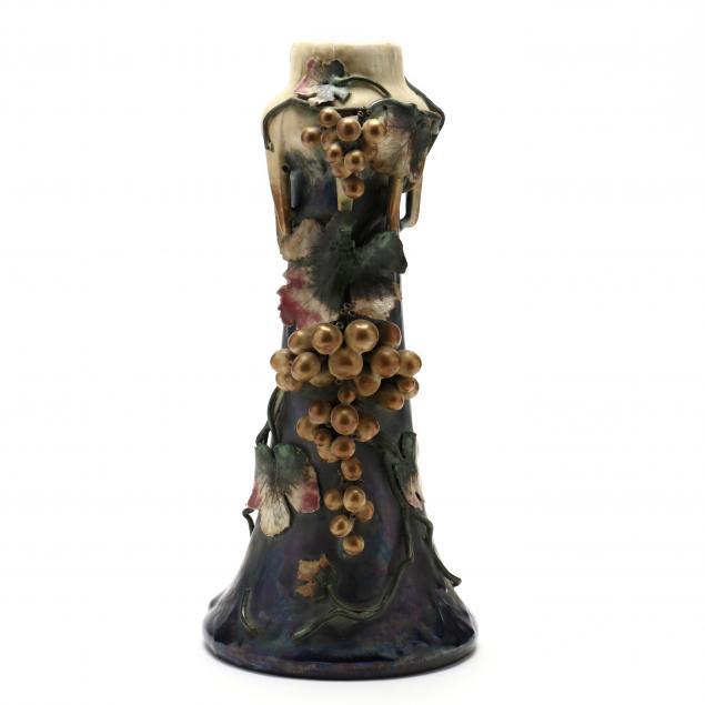 edda-austrian-art-nouveau-amphora-vase