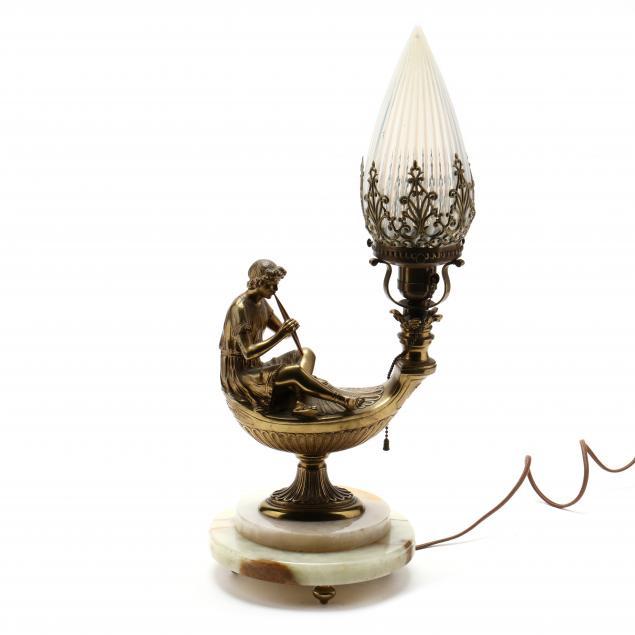 vintage-brass-figural-genie-lamp