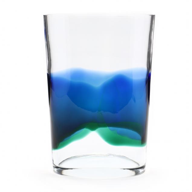 carlo-moretti-italy-1934-2008-art-glass-vase