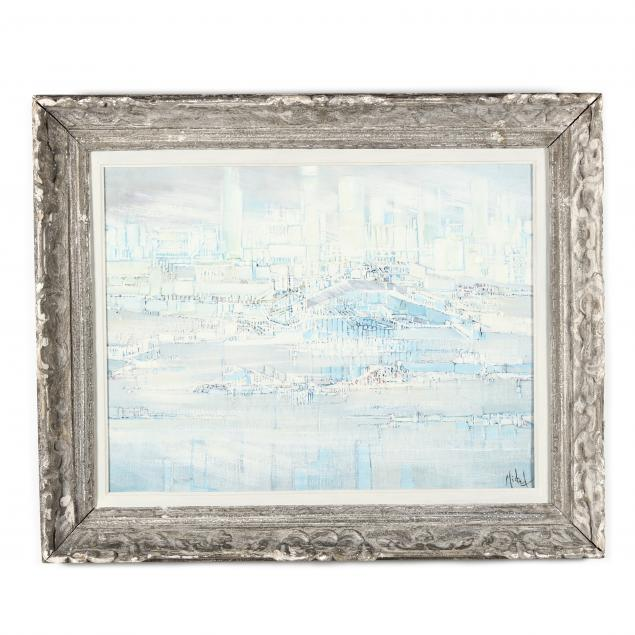french-school-20th-century-i-tempete-de-neige-snow-storm-i