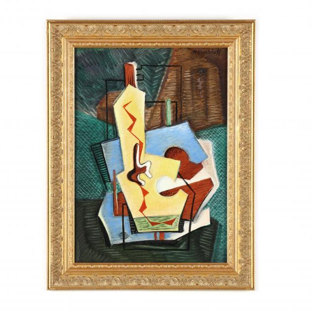 nicolai-kuvshinoff-russia-wa-1899-1997-i-city-in-abstract-54-paris-i