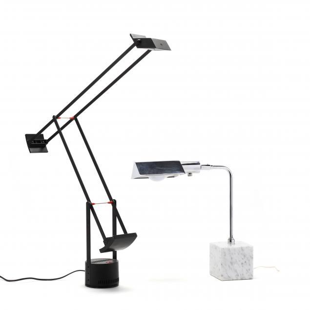 two-modern-desk-lamps