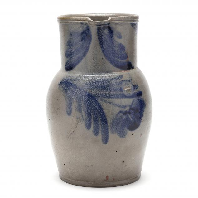antique-stoneware-milk-pitcher
