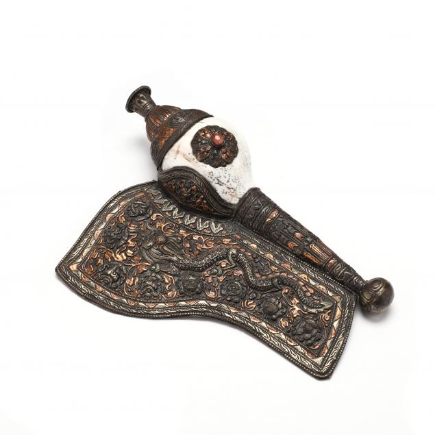 tibetan-conch-trumpet