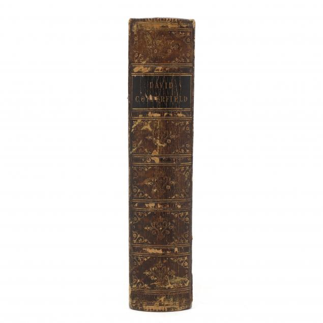 dickens-charles-i-the-personal-history-of-david-copperfield-i-first-edition