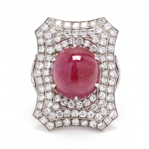 antique-style-ruby-and-diamond-ring