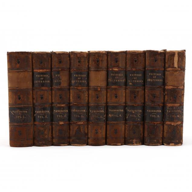nine-volume-set-i-the-writings-of-thomas-jefferson-i