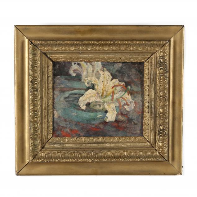 mabel-pugh-nc-1891-1986-i-banded-japan-lily-i