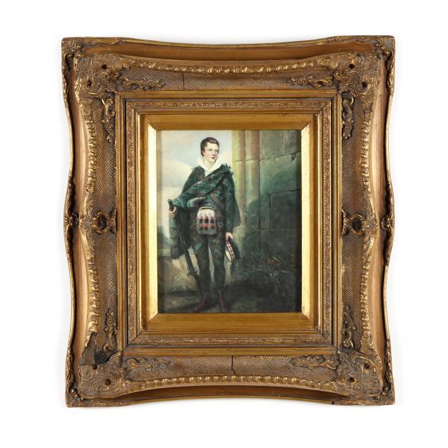 framed-portrait-of-a-young-highlander