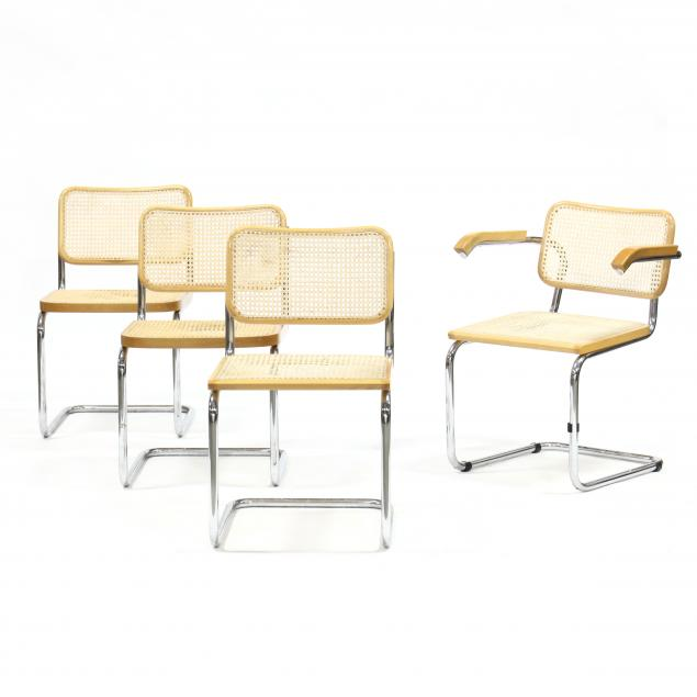 marcel-breuer-hungary-1902-1981-set-of-four-i-cesca-i-chairs