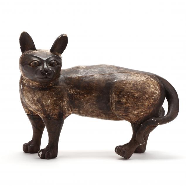 southeast-asian-life-size-carved-and-painted-siamese-cat