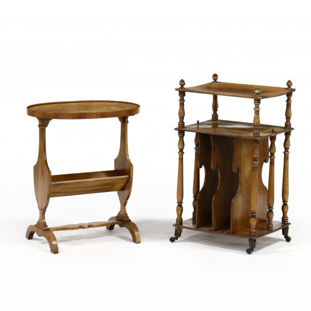 two-side-tables