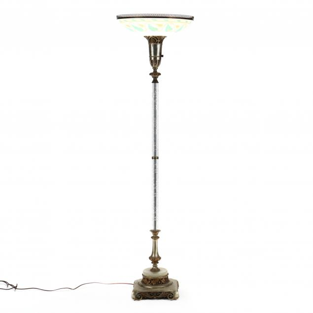 vintage-reverse-painted-and-etched-glass-torchiere-lamp