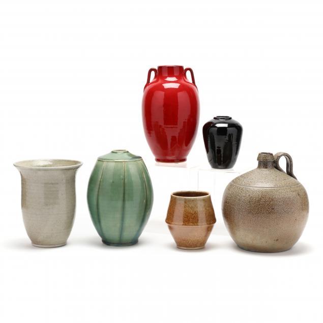 nc-pottery-a-selection-of-ben-owen-iii
