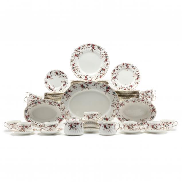 set-of-minton-i-ancestral-i-china-dinnerware