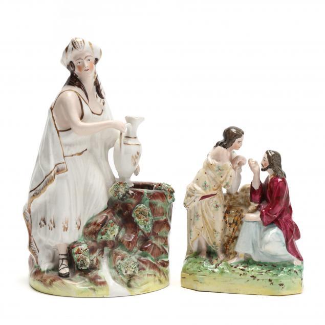 two-staffordshire-biblical-figurines