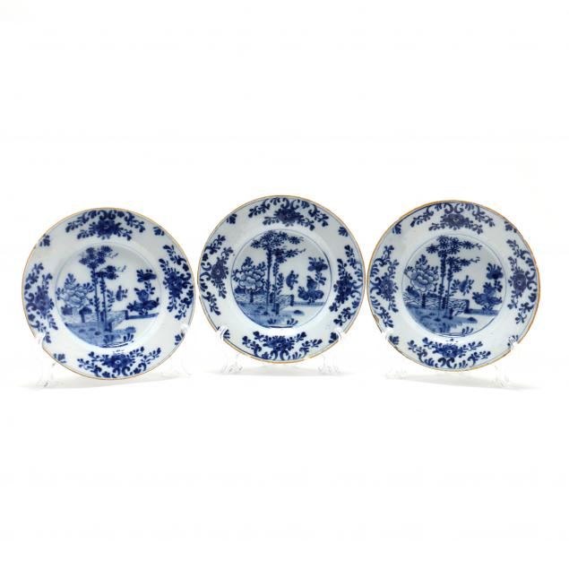a-trio-of-matched-dutch-delft-plates
