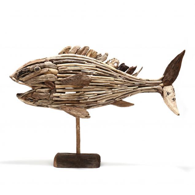 large-folk-art-drift-wood-sculpture-of-a-fish