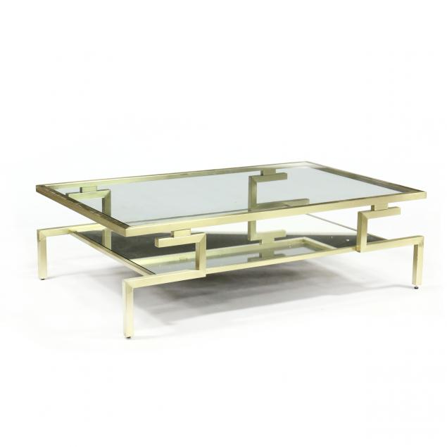 modern-brass-and-glass-coffee-table