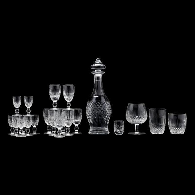 set-of-waterford-i-colleen-i-cut-crystal-barware