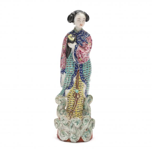 a-chinese-porcelain-goddess-figure