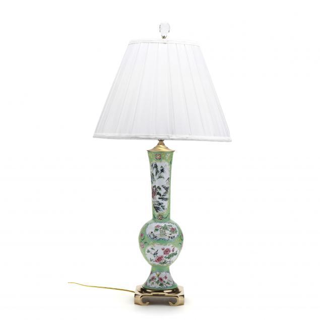 a-chinese-canton-enamel-vase-lamp