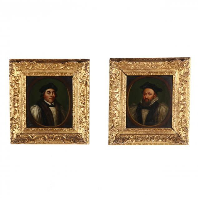 a-pair-of-portraits-of-16th-century-clerics