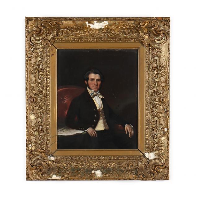english-school-19th-century-portrait-of-a-draftsman