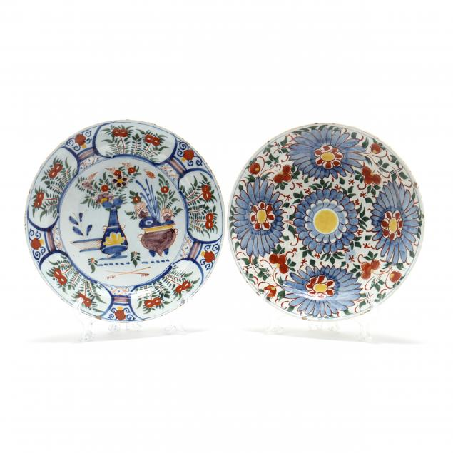two-dutch-delft-polychrome-chargers