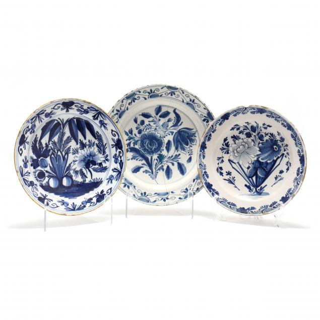 three-dutch-delft-blue-and-white-chargers
