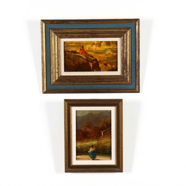 vance-mitchell-va-two-paintings
