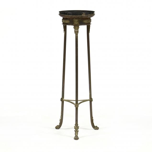 neoclassical-brass-and-marble-stand