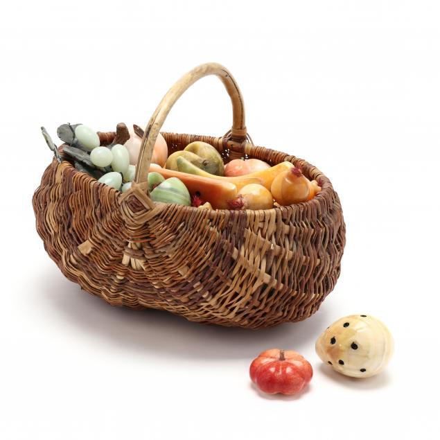 vintage-basket-of-stone-fruit